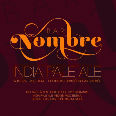 Bar Nombre IPA