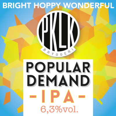 Popular Demand IPA